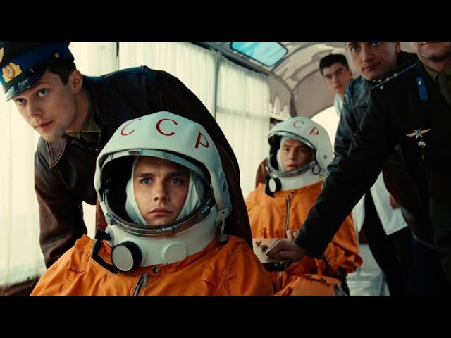 The flight of Gagarin at movie theater First in space The best sequences in FULL HD 2013