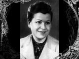 Мария Максакова в сопр. хора и оркестра ВРК - Ой, Цветет Калина
