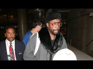 will.i.am Takes His Own Pillows For Air Travel