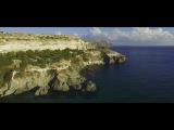 Мыс Фиолент, Крым, Севастополь. Аэросъемка Cape Fiolent, Crimea, Aerial Съемка с воздуха