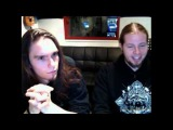 WINTERSUN - Live Chat with Teemu &amp Jukka (OFFICIAL INTERVIEW)