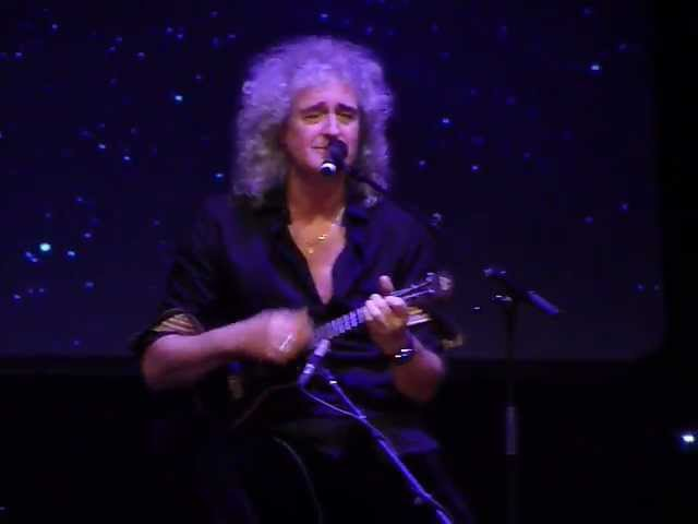 Brian May - Good Company - first live performance