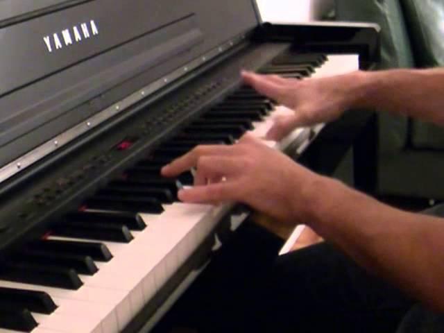 Paganini Caprice 24 piano (fast variationssheet) 카프리스 24번 피아노