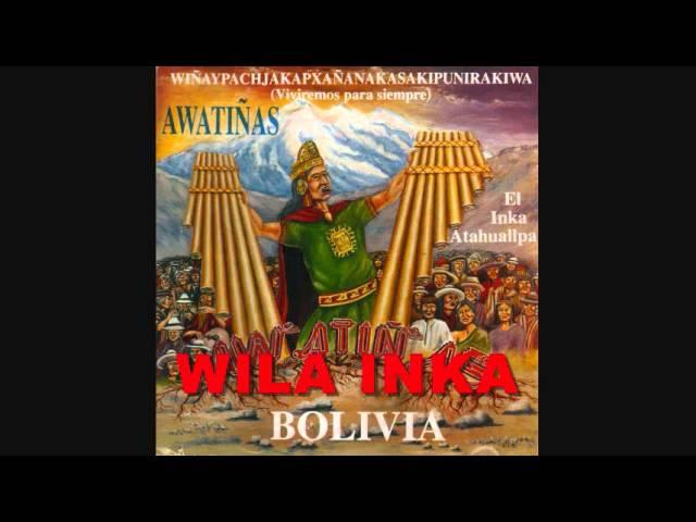 Awatiñas - El Inka Atahuallpa Vol 6