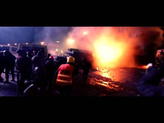Майдан. Революційний кліп. Україні потрібен герой