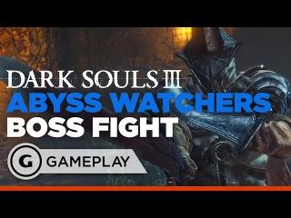 dark souls iii видео