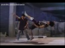 Tony Jaa, amazing training - Great preparation of the actor and fighter!