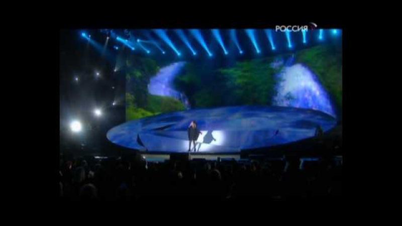 Алла Пугачева Сады вишневые Live 2009 Сны о любви
