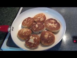 АМЕРИКАНСКИЕ СЫРНИКИ из ТВОРОГА cottage cheese - блюдо за 5 минут СМАК 28.01.2014