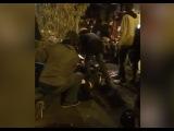 Появились первые видео с места массовой перестрелки в Париже