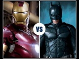 Противостояние 4: Железный человек Vs Бэтмен