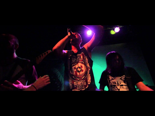 Feed Her to the Sharks - Official HD Live - My Bleeding Heart Swims in a Sea of Darkness 30/11/13