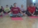 Сангая школа Кайлас Винница Украина - отрабатывание медитативных пратик - йога, андрей дуйко