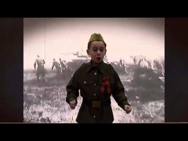 В.Высоцкий Он не вернулся из боя исполняет Скисов Арсений