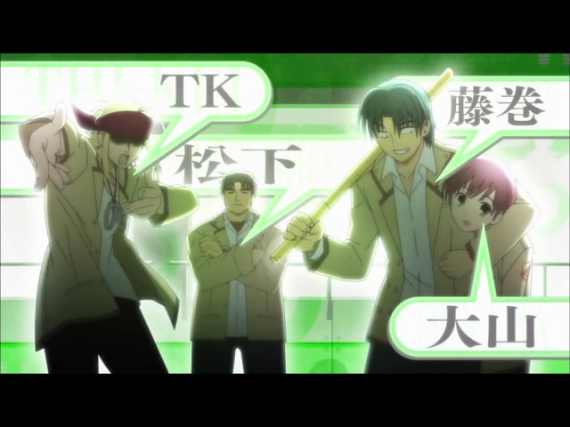 Angel Beats! Opening - My Soul, Your Beats (HD)