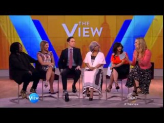 Jim Parsons on Gay Marriage, Big Bang Theory, The View
