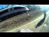 На мотоциклах за Сапсаном