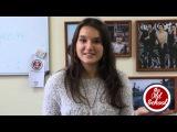 Видео-отзыв от Вики (группа старшеклассников)