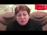 Женщины Донбаса. Мать убитого айдаровцами (Война в Донбассе. Прямая речь)