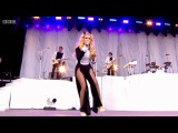 Paloma Faith - Purple Haze Glastonbury Festival 27 June 2015