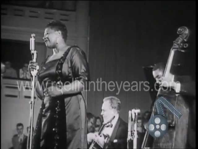 Ella Fitzgerald It Don't Mean A Thing If It Ain't Got That Swing 1957 RITY Archives