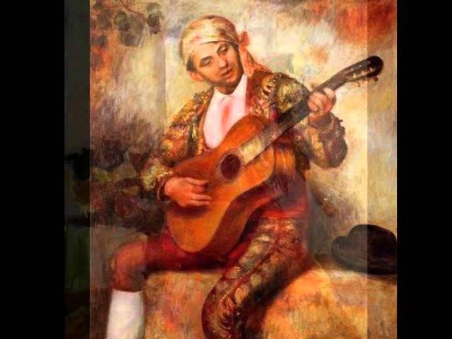 Гитара - Федерико Гарсия Лорка