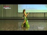 OXANA kIRSANOVA/ DANCE QUEEN by Olesya Pisarenko
