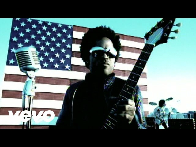Lenny Kravitz (USA) - American Woman (The Guess Who cover)