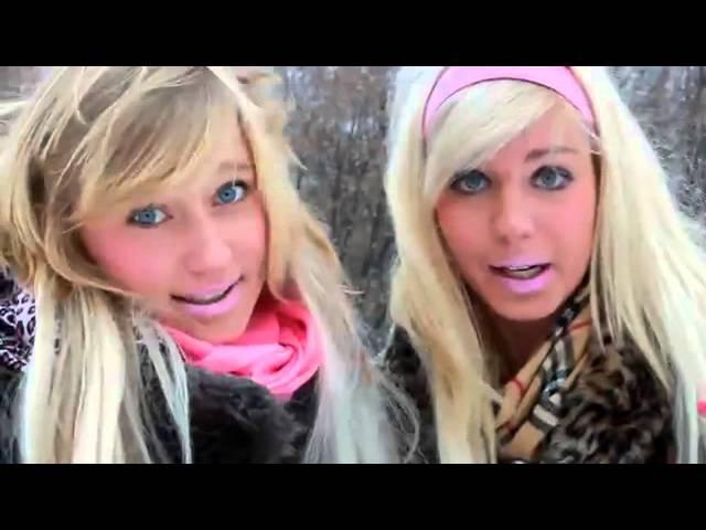 Две тупые блондинки Ржач