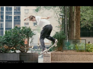 Jake Johnson in the Converse Cons Metric CLS