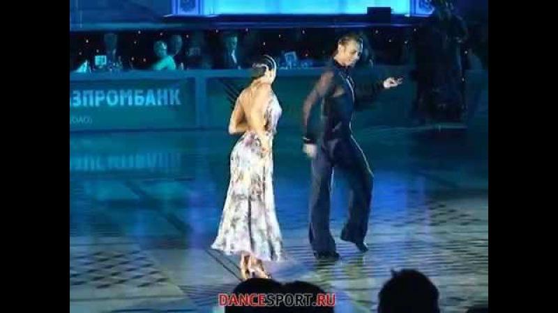 Славик Крикливый и Анна Мельникова
