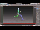 Biped Pose to Pose Animation - 3DS Max