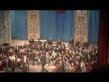 8 марта. Концерт симфонического оркестра Полтавского Академического Обласного Украинского  Музыкально-Драматического театра им.