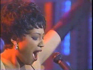 Lisa Fischer How Can I Ease The Pain Soul Train_ Recorded in June 15, 1991