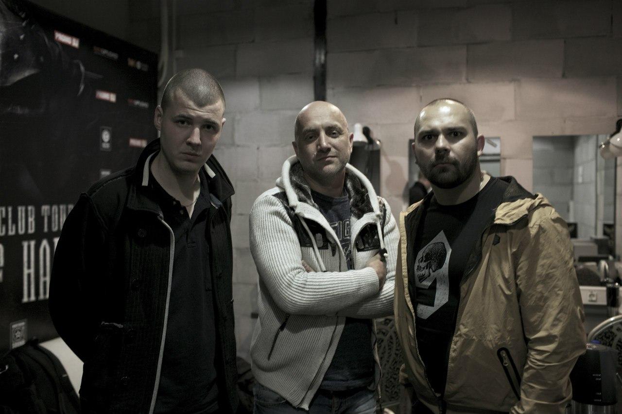 Бранимир, Захар Прилепин и Рич презентовали песню «Гришка Тишин»