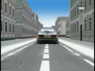 Все заставки программы Такси (ТНТ 2005-2009)