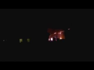 Ночной кошмар на улице Пионерской в Новосибирске