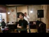 ПИТЕР.28:11.2015. Валерий Юг,с концертом в рестобаре
