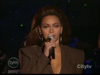 Beyoncé - If I Were A Boy (Live @ The Tyra Banks Show 2008)