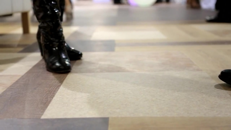 Презентация модульного напольного покрытия Art Vinyl отзывы дизайнеров и декораторов,строительный гипермаркет Партнер