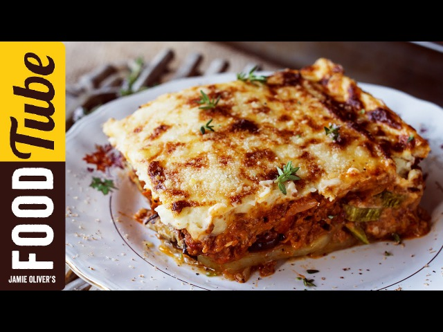 How To Make Greek Moussaka | Akis Petretzikis