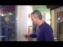 Регулировка фурнитуры балконной двери