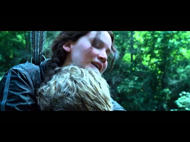 The Hunger Games | Katniss and Peeta | Young Love | Kiss scenes | About 74th Hunger Games|