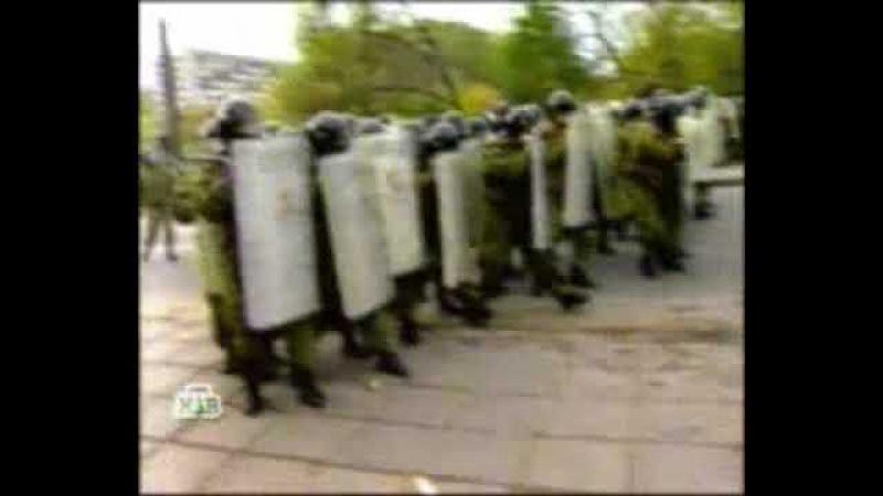 1999 год 17 кастрычніка (Марш Свабоды)