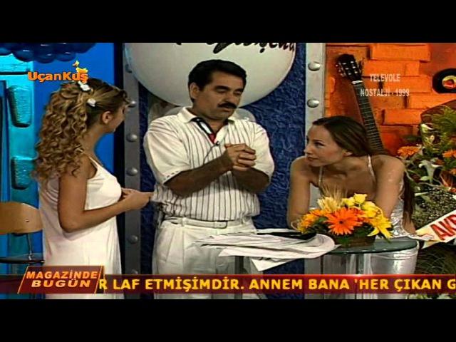 Ece Erken Klip 99 - 1.yaşında Konuk: İbrahim Tatlıses, Asena (Televole 14.06.1999)