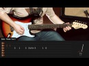 Smells Like Teen Spirit - Nirvana (How to Play - Guitar Solo Lesson)