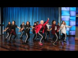 60-Year-Old Kills Hip Hop Routine  LIVE!