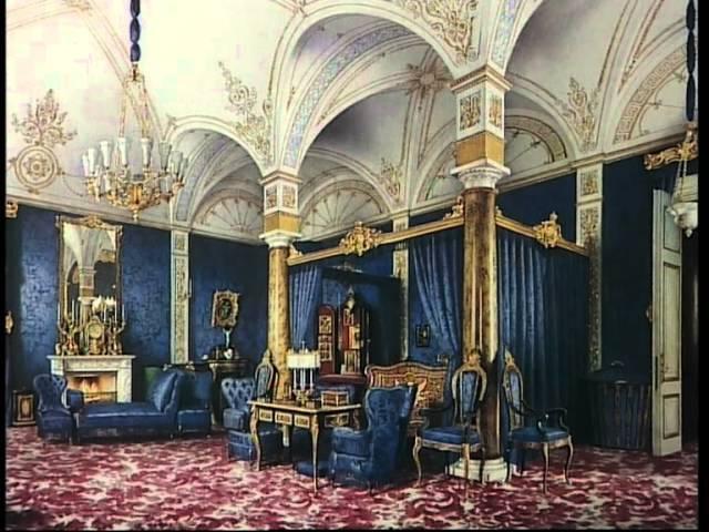 История музея. Жилая половина Марии Александровны в Зимнем дворце