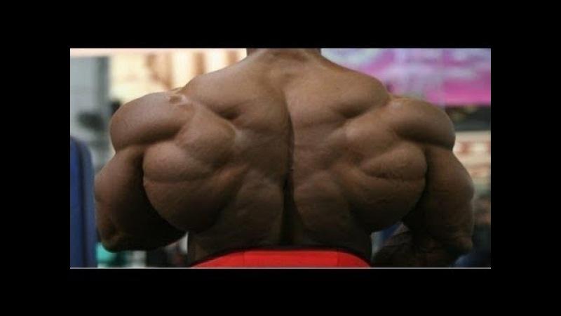 Самые широкие плечи в мире (рекорды Гинесса)