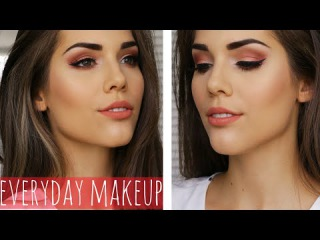 Everyday Coral Makeup Tutorial | Daytime & Work Appropriate